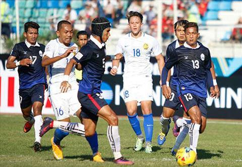 Clip ban thang Malaysia vs 3-2 Campuchia Bang B AFF Cup 2016 hinh anh