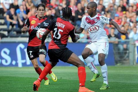 Nhan dinh Guingamp vs Bordeaux 21h00 ngay 2011 (Ligue 1 201617) hinh anh