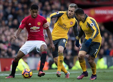 Man United 1-1 Arsenal Khi su tam thuong duoc thoi phong qua muc hinh anh