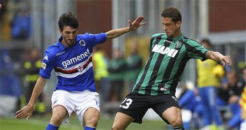 Nhan dinh Sampdoria vs Sassuolo 18h30 ngay 2011 (Serie A 201617) hinh anh