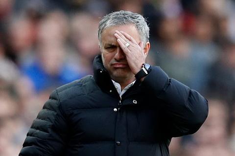 M.U tiệm cận kỷ lục thất vọng nhất kỷ nguyên Premier League