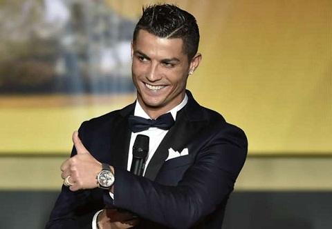 Ronaldo tu tin ve co hoi gianh QBV 2016 hinh anh