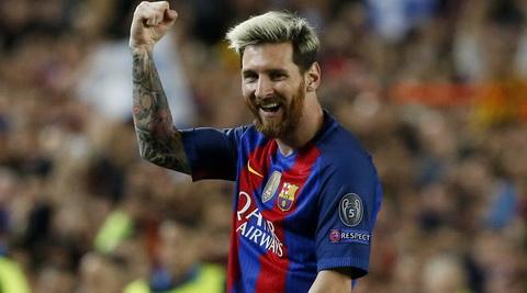 Champions League Messi tro lai, Higuain bao tin du hinh anh