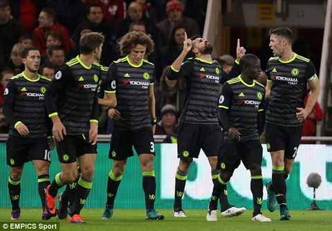 Du am Middlesbrough 0-1 Chelsea Co may huy diet cua Conte hinh anh