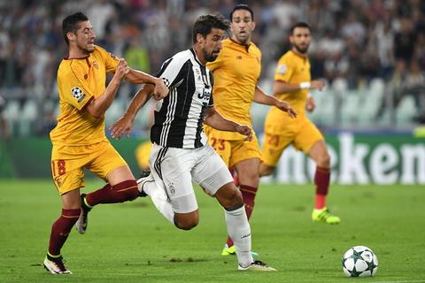 Nhan dinh Sevilla vs Juventus 02h45 ngay 2311 (Champions League 201617) hinh anh