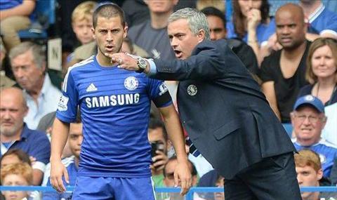 Benh Luke Shaw, Hazard am chi tinh boc lot cua Mourinho hinh anh