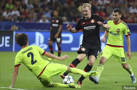 Jurgen Klopp lai tinh mua sao Bundesliga hinh anh