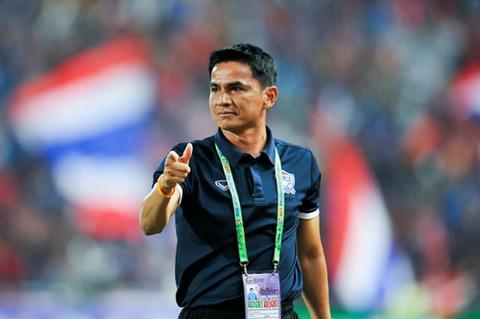 HLV Kiatisuk khong ban tam den doi thu cua Thai Lan o ban ket AFF Cup 2016 hinh anh