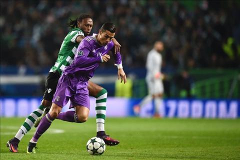 Sporting 1-2 Real Nhin tu cai tho dai cua Ronaldo… hinh anh 2