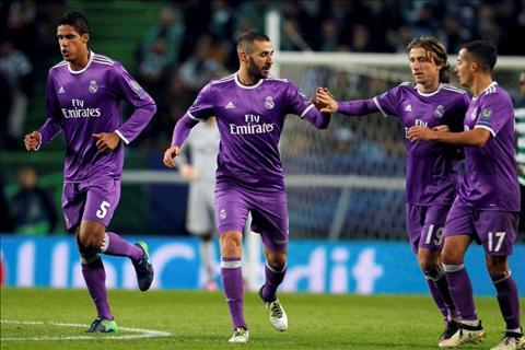 Sporting 1-2 Real Nhin tu cai tho dai cua Ronaldo… hinh anh 3