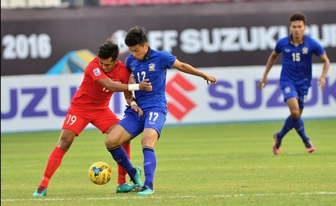 AFF Cup 2016 Viet Nam co the mat ngoi dau, Singapore vao BK ma khong can ghi ban hinh anh
