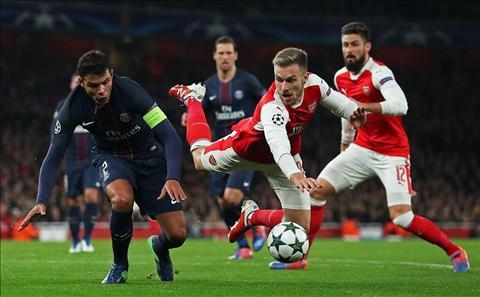 Arsenal 2-2 PSG Khi may man song hanh cung thuc luc hinh anh 2