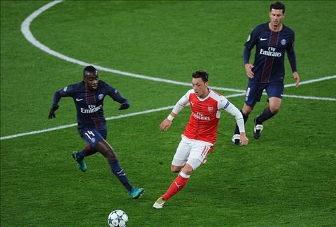 Arsenal 2-2 PSG Khi may man song hanh cung thuc luc hinh anh 3