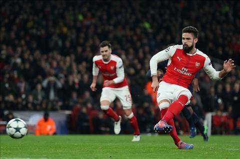 Arsenal 2-2 PSG Khi may man song hanh cung thuc luc hinh anh