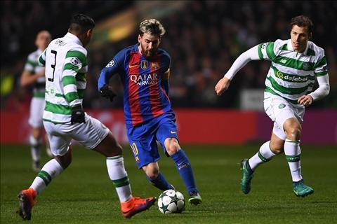 Celtic 0-2 Barca Khi Messi binh thuong, Barca cung vay… hinh anh