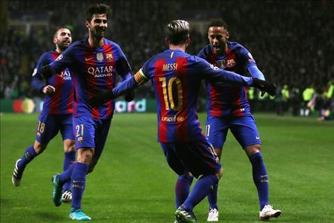 Celtic 0-2 Barca Khi Messi binh thuong, Barca cung vay… hinh anh 3