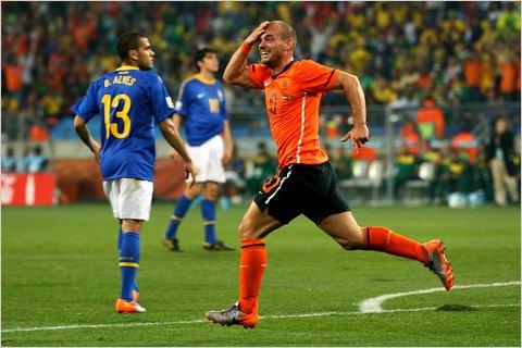 Wesley Sneijder: Dieu khong the mat2