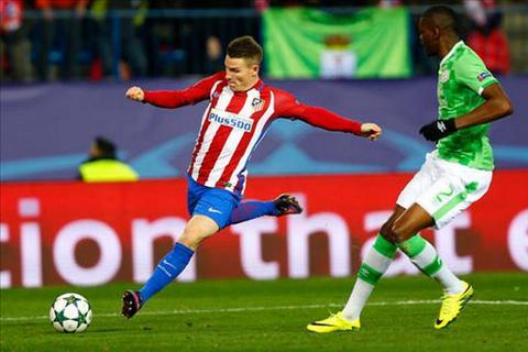 Atletico Madrid 2-0 PSV Simeone khen ngoi Gameiro hinh anh 2