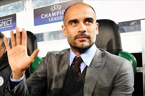 Guardiola tho phao khi Man City vuot qua vong bang Champions League hinh anh