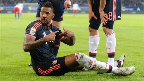 Thua Rostov, Bayern con mat them trung ve Jerome Boateng hinh anh 2