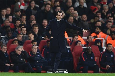 HLV Emery noi gi sau tran Arsenal 2-2 PSG hinh anh 2