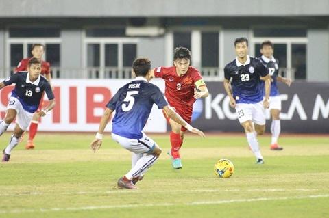Du am Viet Nam 2-1 Campuchia Nhung con tinh sai hinh anh