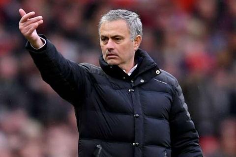 Jose Mourinho van tu tin vao co hoi vo dich cua M.U