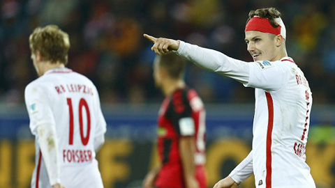 Freiburg 1-4 RB Leipzig Ngua o vung ngoi dau Bundesliga hinh anh