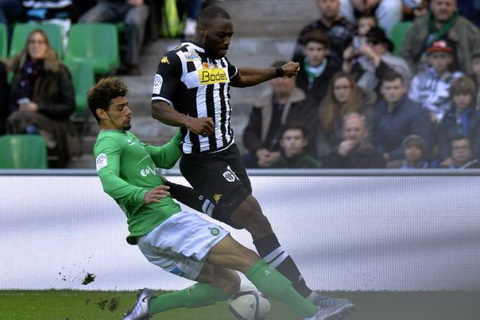 Nhan dinh Angers vs Saint Etienne 21h00 ngay 2711 (Ligue 1 201617) hinh anh
