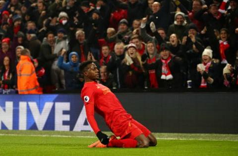 Clip ban thang Liverpool vs 2-0 Sunderland vong 13 NHA 201617 hinh anh