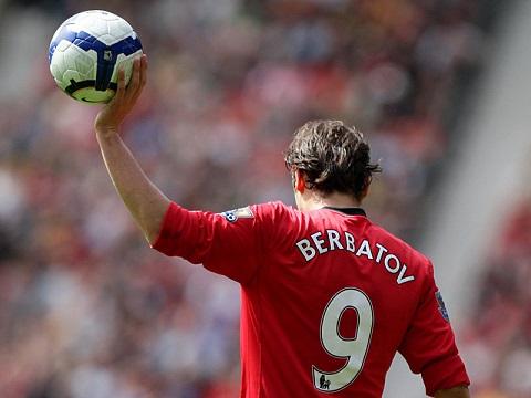 Dimitar Berbatov Doa hong Bulgaria o Old Trafford hinh anh 5