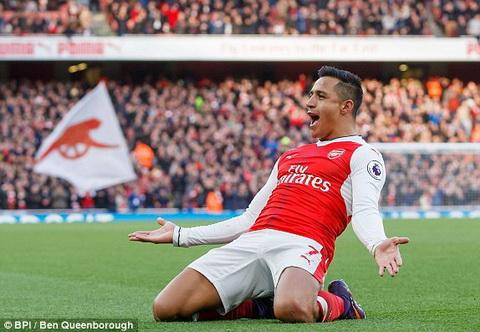 Du am Arsenal 3-1 Bournemouth Khi kho co Sanchez hinh anh 2