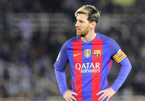 Tien dao Lionel Messi sap gia han hop dong voi Barca hinh anh