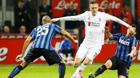 Nhan dinh Inter Milan vs Fiorentina 03h00 ngay 2911 (Serie A 201617) hinh anh