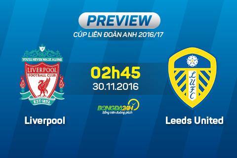 Liverpool vs Leeds (02h45 ngay 3011) Man thu nghiem cua Klopp hinh anh