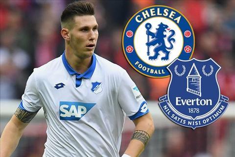 Chelsea va Everton deu muon co Sule