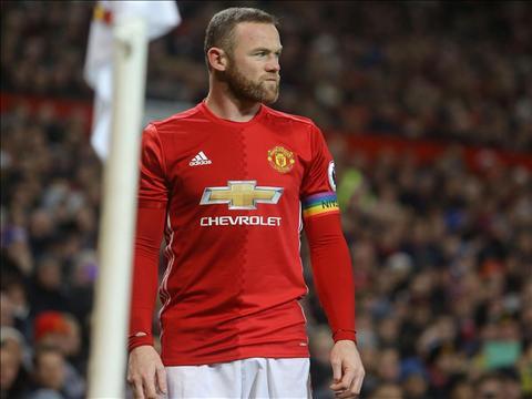 MU mat tien dao Wayne Rooney o tran dau voi Everton hinh anh