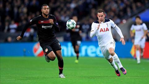 Thua Leverkusen, sao Tottenham van tu tin se vuot qua vong bang hinh anh