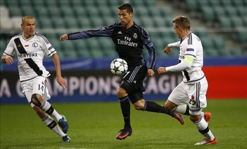 Zidane Real thieu moi thu mot chut hinh anh 2