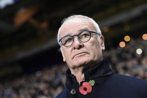 HLV Ranieri hai long voi 1 diem tren san Copenhagen hinh anh