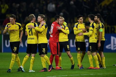 HLV Tuchel noi gi sau tran Dortmund 1-0 Spoting Lisbon hinh anh