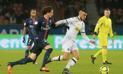 Nhan dinh PSG vs Angers 03h00 ngay 112 (Ligue 1 201617) hinh anh
