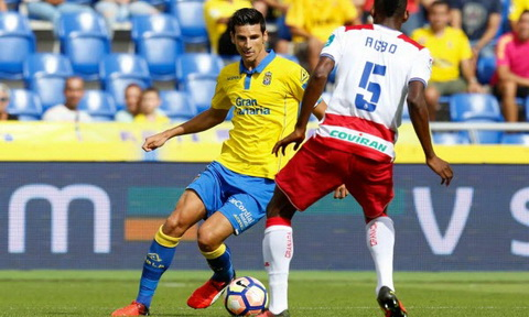 Nhan dinh Granada vs Osasuna 03h00 ngay 112 (Cup Nha vua TBN 201617) hinh anh