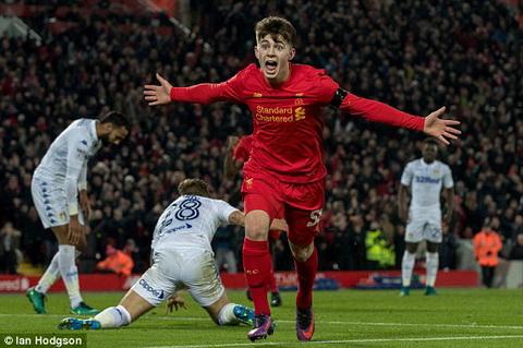 Liverpool 2-0 Leeds Nhoc nhan vao ban ket cup Lien doan Anh hinh anh 2