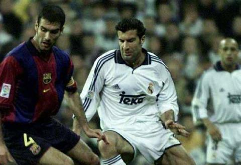 Luis Figo: Loi noi doi, hop dong ma va di san thanh Madrid1