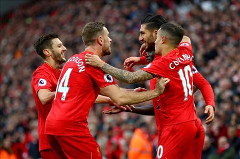 Chuc vo dich luot di Premier League 201617 Loi the thuoc ve Liverpool hinh anh 2