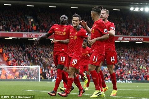 Chuc vo dich luot di Premier League 201617 Loi the thuoc ve Liverpool hinh anh