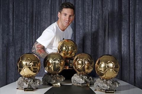 Messi Iniesta Xavi Qua bong vang