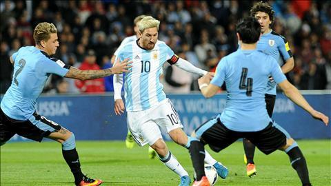 Sao Argentina thach thuc Brazil truoc them dai chien hinh anh