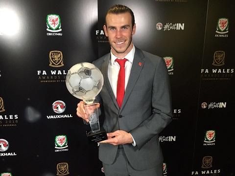 Tien ve Gareth Bale xuat sac nhat nam 2016 cua bong da xu Wales hinh anh 2